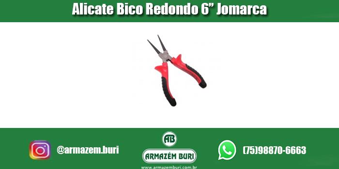 Alicate Bico Redondo 6″ Jomarca