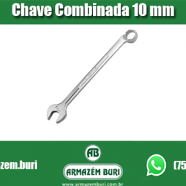 Chave Combinada 10mm Stels