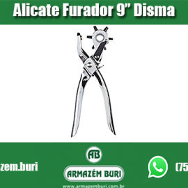Alicate Furador 9″ 228Mm